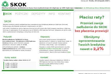 Międzyzakładowa Spółdzielcza Kasa Oszczędnościowo Kredytowa w Hpr Dąbrowa Górnicza - Kredyt dla firm Dąbrowa Górnicza