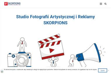 Skorpions Fotografia i Reklama - Wywoływanie zdjęć Białogard