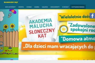 Żłobek Niepubliczny Akademia Malucha Słoneczny Kąt - Niania Kraków
