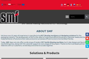 SMF GmbH - Maszyny i urządzenia różne Świdnik