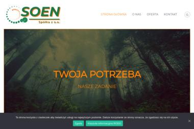 SOEN Sp. z o.o. - Sprz膮tanie Biur w Nocy Grudzi膮dz
