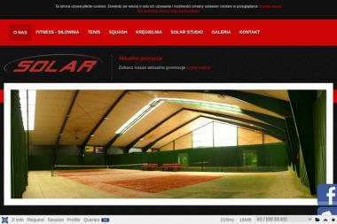 Fitness klub Solar - Trener personalny Bielsko-Biala