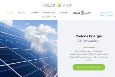 Solar - Mat - Energia Słoneczna Kobierno