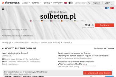 Solbeton - Żywica Poliuretanowa Ostrów