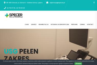 Specer - Rehabilitacja i Ortopedia - Masaż Gorącymi Kamieniami Otwock