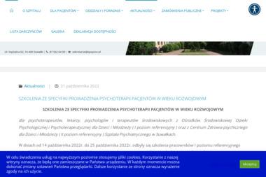 Pracownie diagnostyczne - Psycholog Suwałki