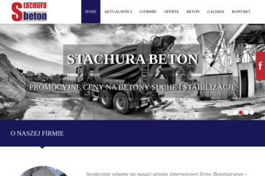 BETONIARSTWO Michał Stachura - Posadzki przemysłowe Rozdrażew