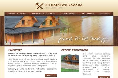 Stolarstwo Zawada - Schody Ujanowice