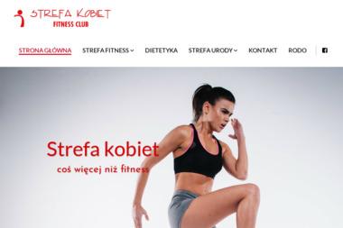 Fitness Club - STREFA KOBIET - Trener personalny Włodawa