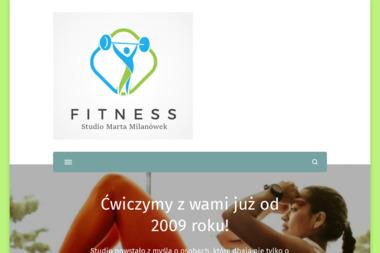 Fitness Studio Marta - Trener Indywidualny Milanówek