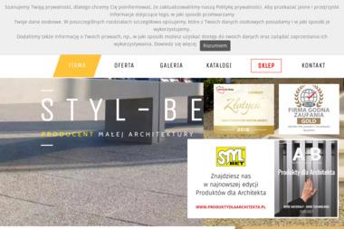 STYL-BET - Wyposażenie wnętrz Drawsko Pomorskie