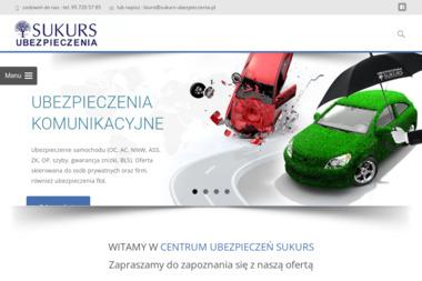 Biuro Pośrednictwa Ubezpieczeniowego SUKURS - Ubezpieczenia Komunikacyjne OC Gorzów Wielkopolski