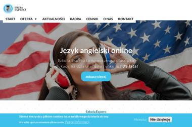 Szkoła Języków Obcych Espero - Nauczyciele angielskiego Kędzierzyn-Koźle
