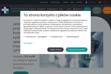 Szpital Specjalistyczny Matopat - Chirurg Toruń