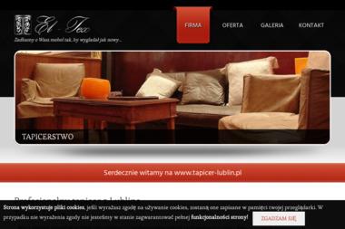 EL-TEX - Tapicer Lublin
