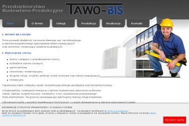 Tawo-Bis - Roboty ziemne Tarnobrzeg