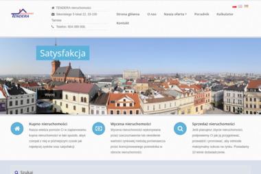 TENDERA - Sprzedaż Mieszkań Tarnów