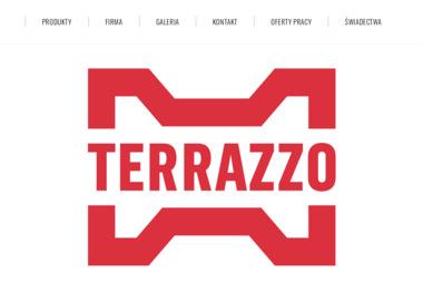 TERRAZZO - Kostka betonowa Budzyń