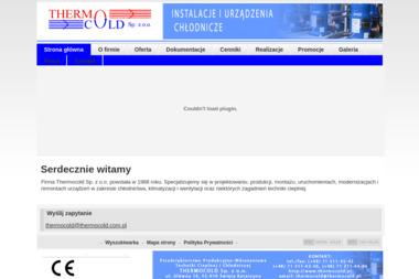 Przedsiębiorstwo Produkcyjno-Wdrożeniowe Techniki Cieplnej i Chłodniczej Thermocold Sp. z o.o. - Klimatyzacja Święta Katarzyna