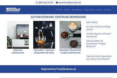 Centrum Serwisowe Ton Color - Serwis Telewizorów Zielona Góra