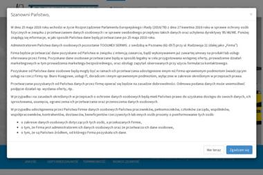 TOOLMEX SERWIS - Konserwacja Wózków Widłowych Poznań