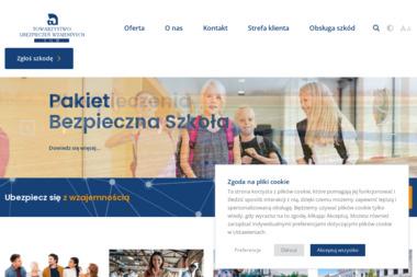 Towarzystwo Ubezpieczeń Wzajemnych - Ubezpieczenia grupowe Gorzów Wielkopolski