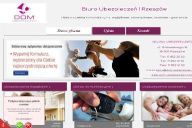 BIURO UBEZPIECZE艃 - Ubezpieczenia Komunikacyjne Rzeszów