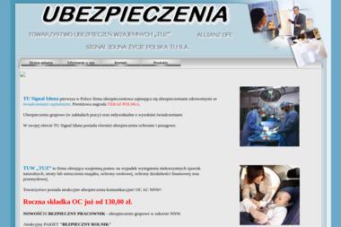 POŚREDNICTWO UBEZPIECZENIOWE DANUTA KUNZE - Ubezpieczenie firmy Jarocin