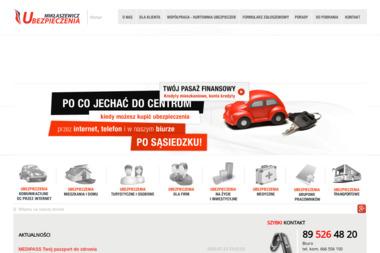 Ubezpieczenia-Mikłaszewicz - Ubezpieczenie firmy Olsztyn