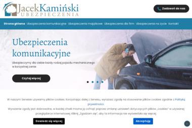 Ubezpieczenia  Jacek Kamiński - Ubezpieczenia OC Sucha Beskidzka