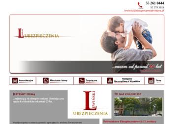 Pośrednictwo Ubezpieczeniowe S.C Lewińscy - Ubezpieczenie firmy Kwidzyn