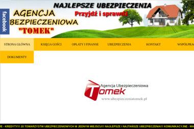 Agencja Ubezpieczeniowa Tomek Tomasz Sulich - Finanse Borzychy