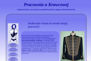 Pracownia u Krawcowej - Szycie Firanek Kraków