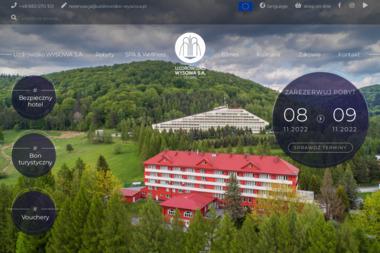 Sanatorium Uzdrowiskowe Biawena - Hotel SPA Wysowa