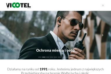 Przedsiębiorstwo Handlowo - Usługowe VICOTEL Sp. z o.o. - Sprzątanie Wałbrzych