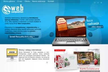 Interaktywna Agencja Reklamowa Web Composition - Strony internetowe Tuchola