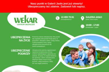 Wekar Centrum Ubezpieczeń - Ubezpieczenia dla Firm Jasło