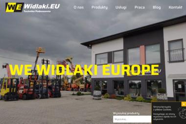 Widlaki Europe S.C. - Wózki widłowe Sandomierz