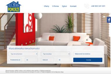 Nieruchomości POMORZE - Agencja nieruchomości Człuchów