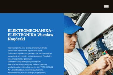 ELEKTROMECHANIKA-ELEKTRONIKA - Serwis RTV Olsztyn