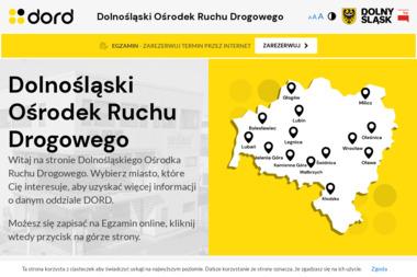 Wojewódzki Ośrodek Ruchu Drogowego Legnica - Szkoła Jazdy Legnica