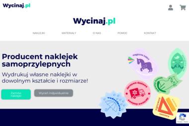 Wycinaj.pl - Naklejki Parczew