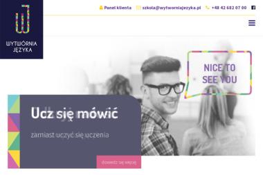 Wytwórnia Języka - Kurs niemieckiego ŁÓDŹ