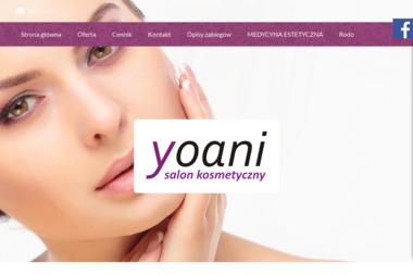 YOANI Kosmetyczka - Manicure i pedicure Bydgoszcz
