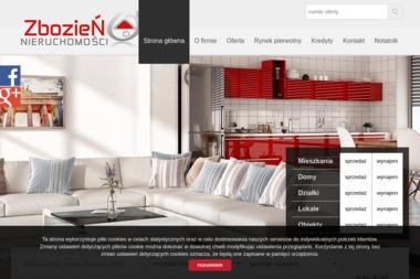 Biuro Nieruchomośc ZBOZIEŃ - Sprzedaż Domów Nowy Sącz