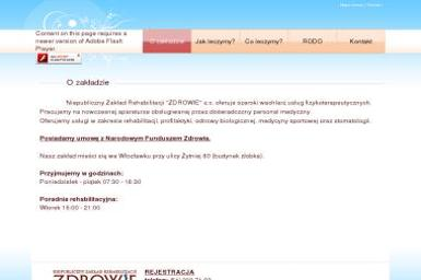 Zdrowie S.C. - Rehabilitanci medyczni Włocławek