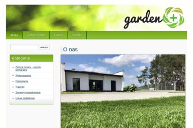 Garden plus - Roboty Ziemne Serock