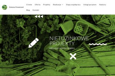 Zielona Przestrzeń - Opieka Na Ogrodami Lubrza