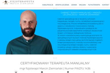Gabinet Terapii Manualnej i Masażu Leczniczego Ziemiański - Masaż Stalowa Wola