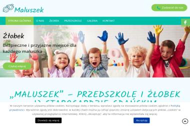 """Żłobek """"Maluszek"""" - Pomoc domowa Starogard Gdański"""